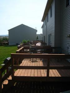 Solutions de rechange au remplacement des planches de terrasse