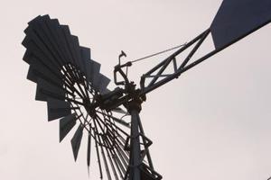 Moulins à vent & carburants alternatifs au Texas