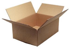Comment faire une pyramide d'une boîte en carton