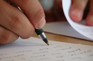 Comment écrire une lettre semi-formel