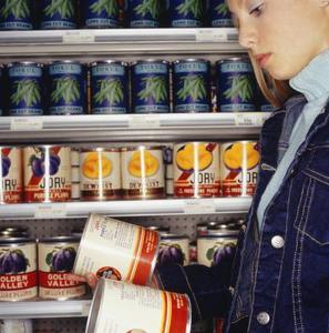 Directives de stockage alimentaire d'urgence