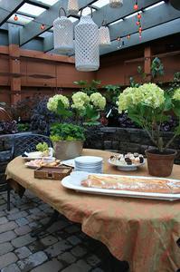 Idées de Garden-Party