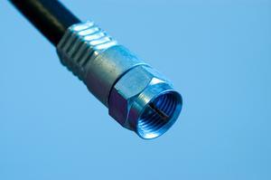 Types de connecteurs F