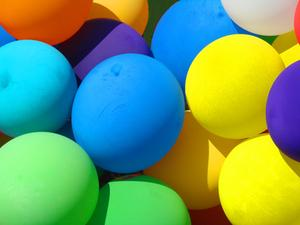 Artisanat facile avec enfants en bas âge & ballons