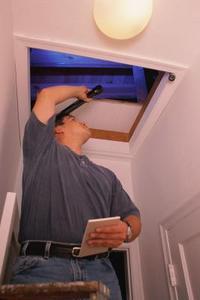 Je veux utiliser le Spray isolation dans mon grenier