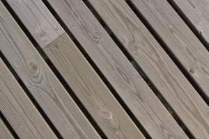 Les meilleur des produits chimiques pour enlever le noir de terrasses en bois