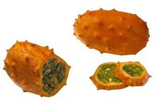 Comment manger un Melon de Kiwano
