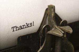 Comment écrire une lettre de remerciement amitié