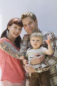 Idées pour tatouages pour enfants d'honneur