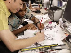 Comment dessiner Anime en armure