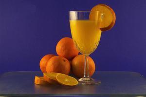 Détermination des calories dans les jus de fruits