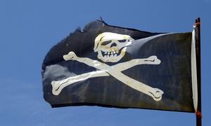 Comment faire un pirate en bois fait maison à expédier
