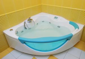 Langue jaune solution - Entourage de baignoire ...