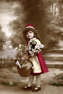 Activités sur « Little Red Riding Hood » pour les enfants