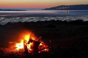 Comment construire une fosse de feu de plage
