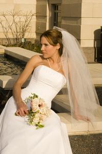 Comment faire une robe de mariée fait maison