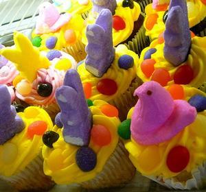 Idées de décoration de Cupcake bébé douche
