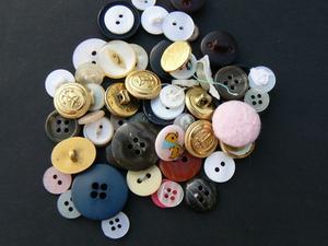 Comment faire des boutons pour vêtements & artisanat