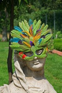 Comment faire des oiseaux masques pour enfants