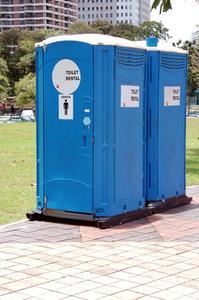 Toilettes qui ne nécessitent pas une fosse septique