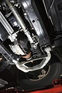 Comment faire pour remplacer un Joint de cardan sur une 1998 Jeep Grand Cherokee