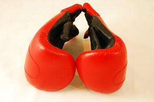 Entraînement de boxe pour enfants