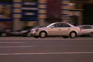 Plate-forme de caméra voiture bricolage