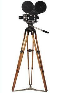 Caméras utilisées dans la fabrication des films d'Hollywood