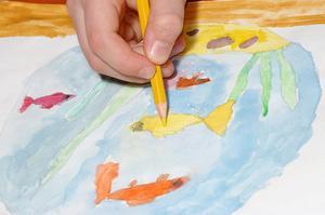 Comment peindre des roches sous leau - Comment dessiner un tournesol ...