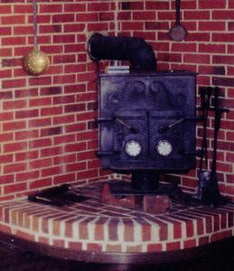 Comment installer un chauffage au bois poêle dans un mur