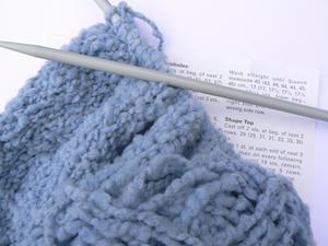 Instructions pour tricoter chapeau un jeune enfant