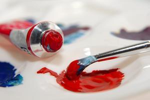 Comment préparer le papier aquarelle pour peinture à l'huile