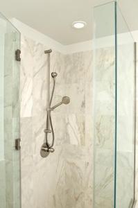 La meilleure façon de nettoyer de douche verre