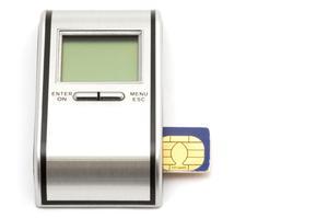 Comment programmer SIM carte une cellule téléphone