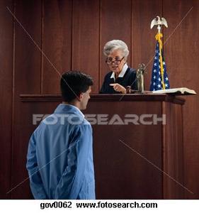 Ce qui se passe dans la Cour pour un billet d'excès de vitesse ?