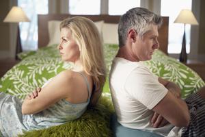 Comment faire pour la rupture avec quelqu'un avec que vous vivez