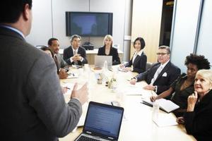 Types de technologies dans un environnement d'affaires
