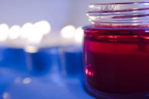 Comment faire des bougies de cire de soja micro-ondable