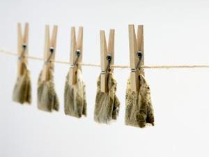 Quel Type de papier & Texture est utilisé avec le pliage de sachet de thé ?