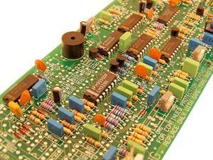 Le recyclage de l'or de circuits imprimés