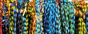 Comment faire des perles africaines