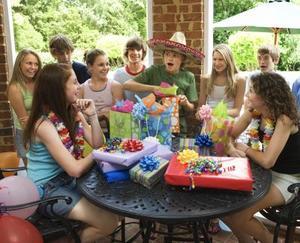 Birthday Party Ideas du garçon âgé de 13 ans