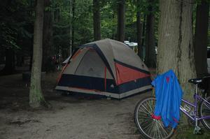 Instructions de tente dôme