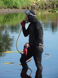 Préparation de la Navy seal & entraînement physique