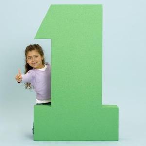 Comment apprendre à votre enfant comment lire & écrire leurs numéros vers l'avant au lieu d'en arrière