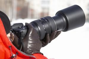 Comment faire pour configurer une session de shoot photo