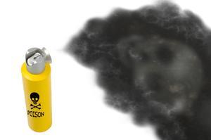 Risques pour la santé air freshener