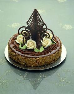 Comment faire un glaçage de noix de coco-noix de pécan génial pour gâteau au chocolat allemand