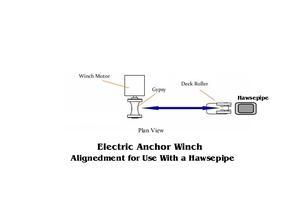 BRICOLAGE : Bateau ancre corde Pipe