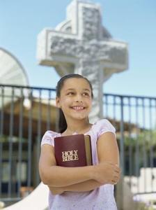 Jeux pour les enfants de 5-9 ans pour l'église